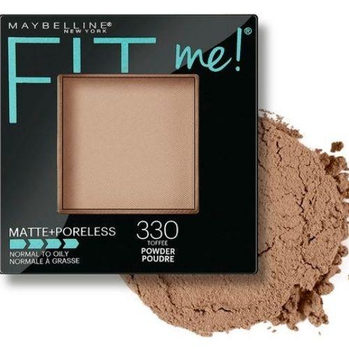 Maybelline New York Fit Me Matte Poreless Powder