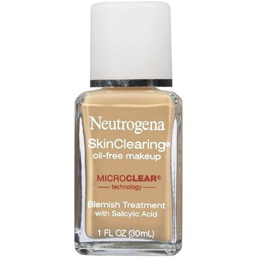 Neutrogena SkinClearing Oil-Free Liquid Foundation