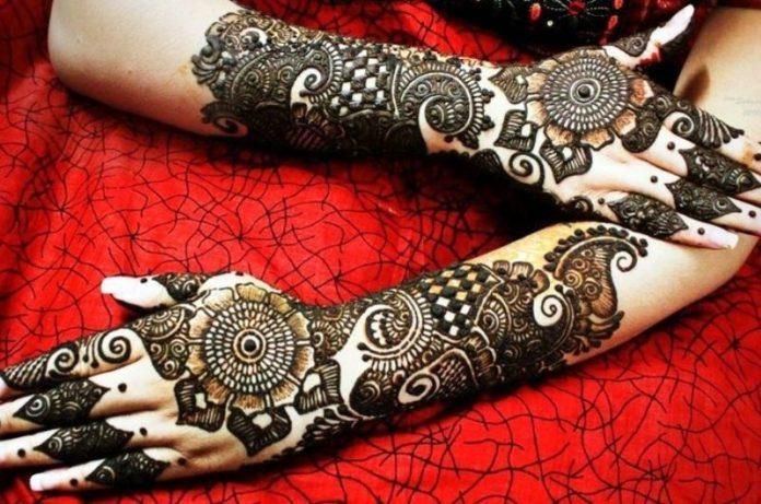 Bombay Mehndi Designs