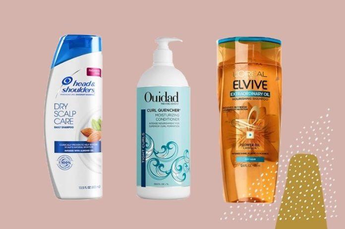 Moisturizing Shampoos for Dry Hair