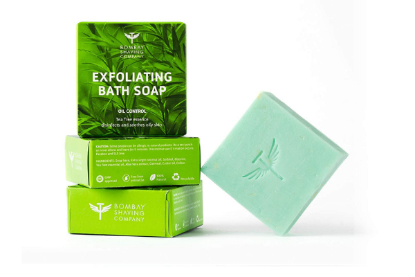 Bombay Shaving Company Oil Control Bath Soap