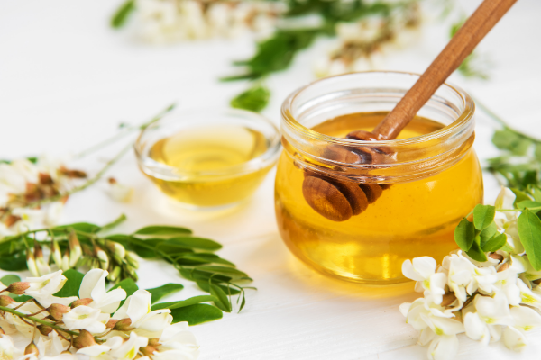 use honey for curing mouth ulcers