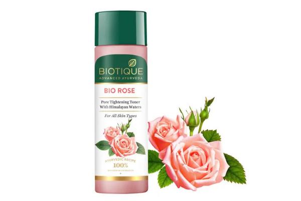 Biotique Bio Rose Pore Tightening Toner