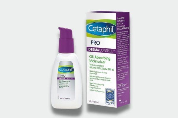 Cetaphil Dermacontrol Oil Absorbing Moisturizer SPF 30