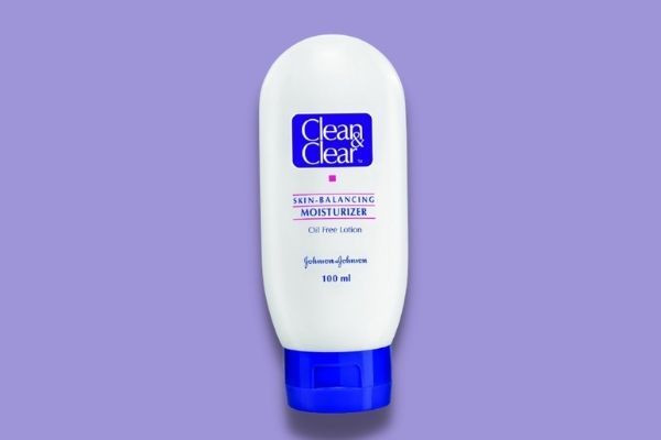 Clean and Clear Balancing Moisturizer