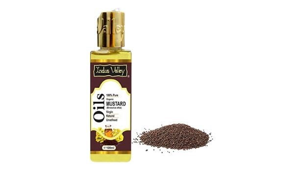 Indus Valley Mustard Oil