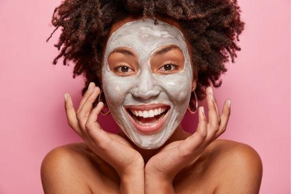 Kaolin clay for skin