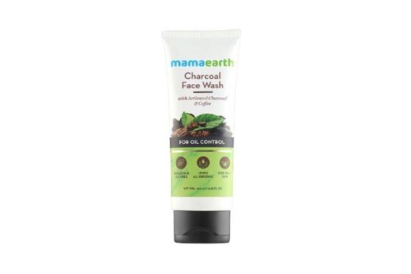 Mama Earth Charcoal Natural Face Wash