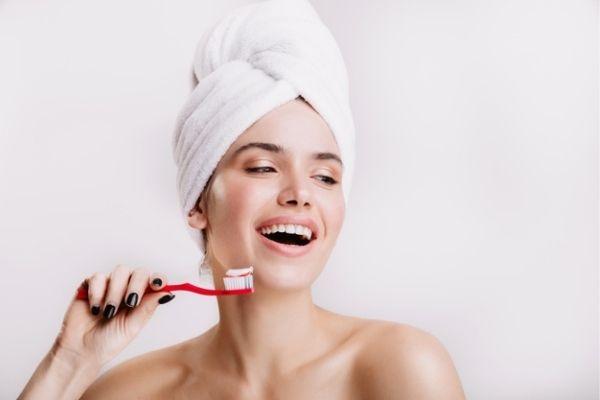 Whitening Paste for Teeth