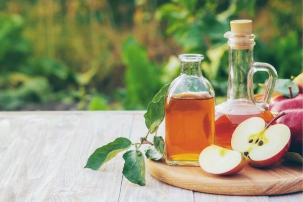 Using Apple Cider Vinegar for Getting rid of small pores