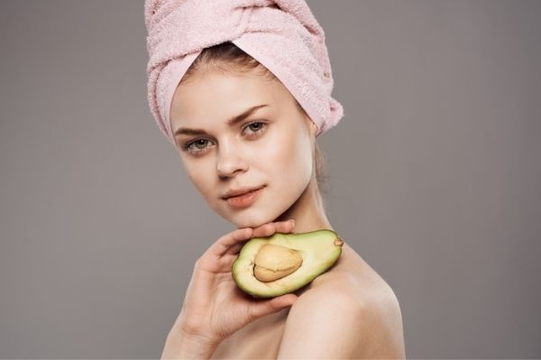Benefits of avocado for skin