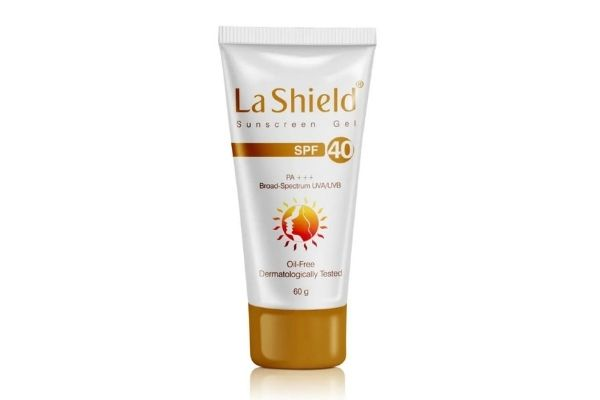 La Shield Sunscreen Gel SPF 40 P+++