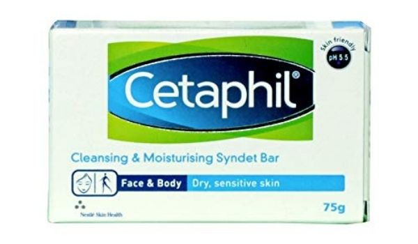 Cetaphil Cleansing and Moisturizing Syndent Bar