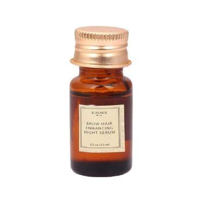 Tjori brow hair enhancing night serum