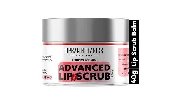 Urban Botanics - Advanced Lip Scrub for Lightening and Brightening Dark Lips