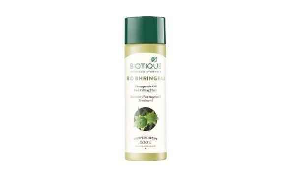 Biotique Bio Bhringraj Therapeutic Oil