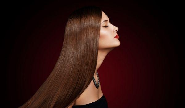 promote shine in hair