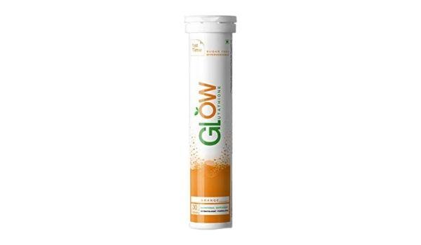 Glow Glutathione 2-1 Effervescent Tablet