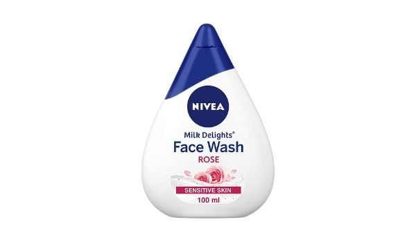 Nivea Women Face Wash for Sensitive Skin