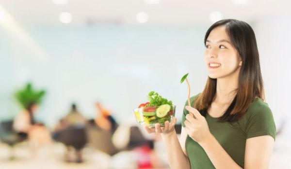 Have Nutrient-Rich Food