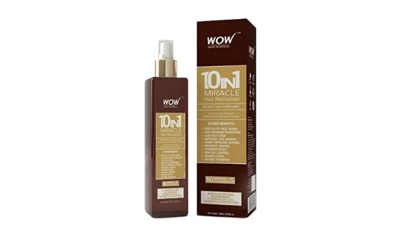 Wow 10-in-1 Miracle Hair Revitalizer Spray