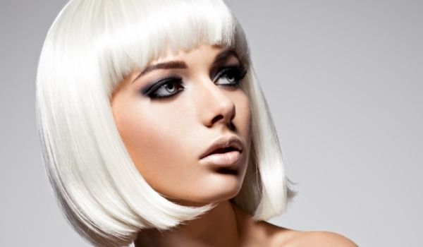 How To Dye Your Hair White