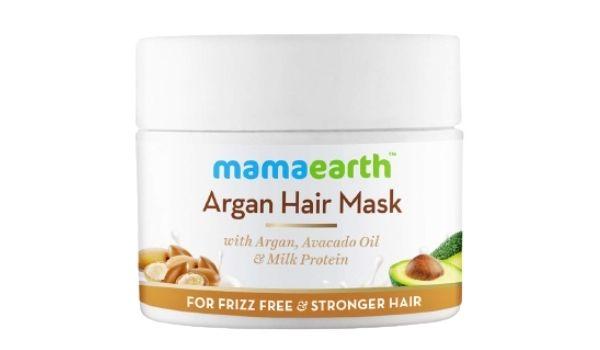 Mama Earth Argan Hair Mask