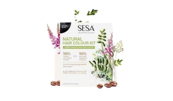 Sesa Natural Hair Color Kit