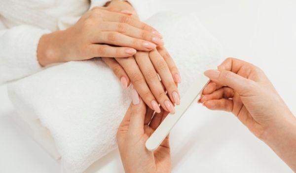 Shape Your Nails