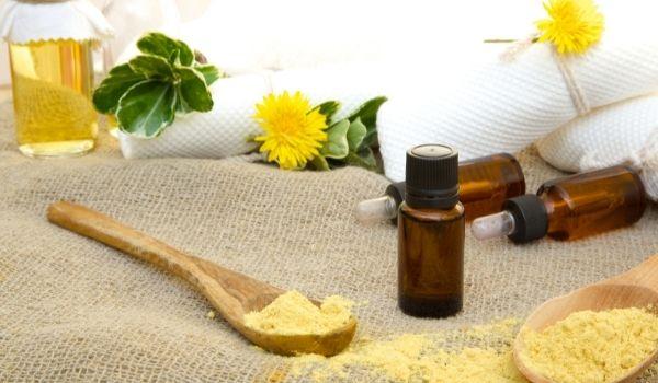mustard oil for white hair