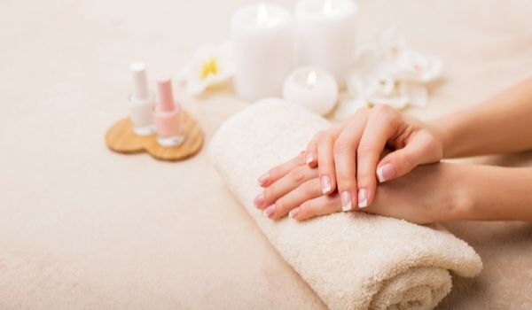 Nail Exercise For Hair Growth