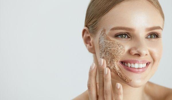 Use A Facial Scrub